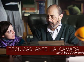 TÉCNICAS ANTE LA CÁMARA – Interpretación audiovisual