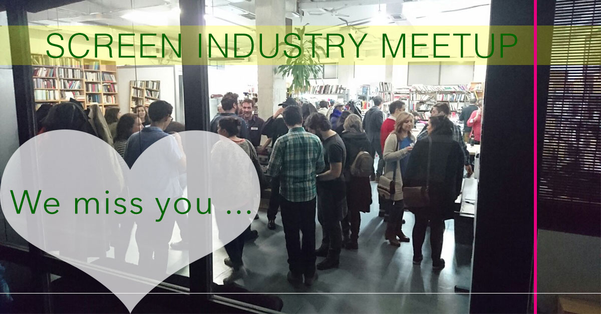 SCREEN INDUSTRY MEETUP