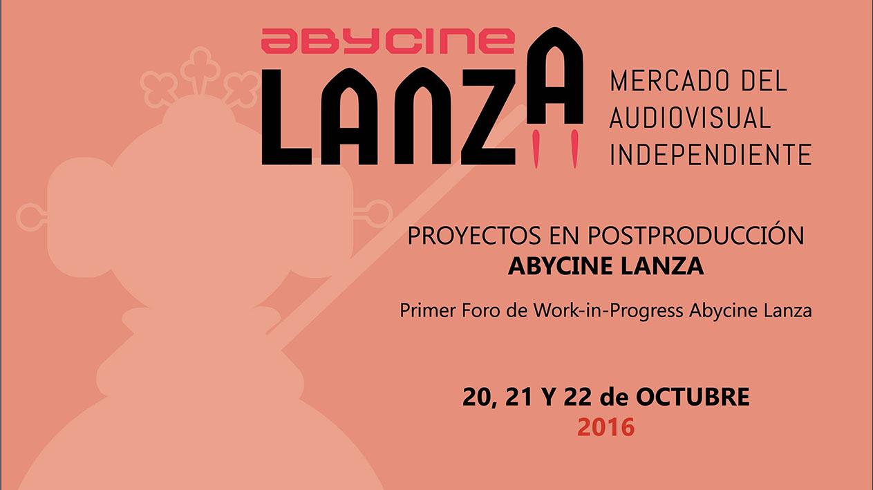Abycine Lanza Proyectos en Postproducción