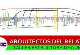 ESTRUCTURA DE GUION: ARQUITECTOS DEL RELATO